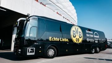 Срочная новость: «Боруссия» сообщила, что в Дортмунде имел место взрыв, задевший клубный автобус