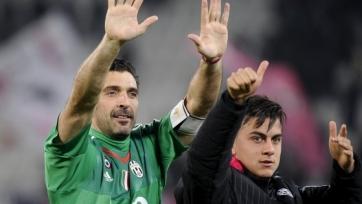 Буффон: «Дибала – один из пяти лучших игроков мира»