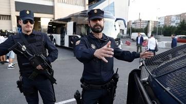 Полиция: «Взрывы у автобуса «Боруссии» были спланированным нападением на команду»