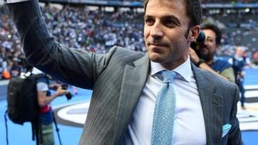 Дель Пьеро: «Ювентус» заслуженно победил, но кое в чём нужно прибавить»