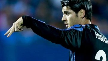 Альваро Мората: «Рано или поздно я буду играть под началом Конте»