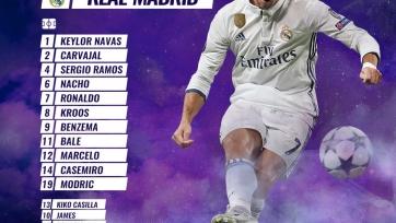 «Бавария» - «Реал», прямая онлайн-трансляция. Стартовые составы команд
