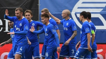 «Динамо» Москва вернулось в Премьер-Лигу