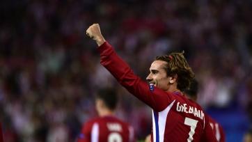 «Атлетико» добыл победу над «Лестером», но с минимальным счётом