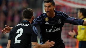 Благодаря дублю Роналду «Реал» на выезде победил «Баварию»