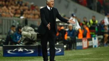 Анчелотти: «Бавария» хорошо играла против Роналду до удаления Мартинеса»