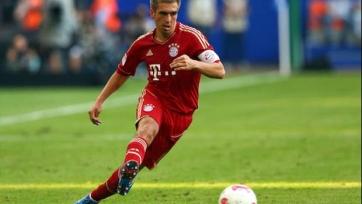 Филипп Лам установил рекорд «Баварии» в Лиге чемпионов