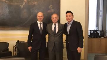 Официально: «Милан» перешёл в руки новых владельцев, Йонхонг Ли стал президентом клуба