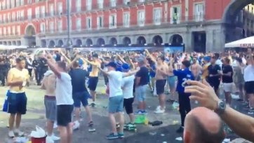 Восемь фанатов «Лестера», поучаствовавших в разгроме Мадрида, получили до 8 месяцев тюрьмы