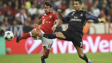 Роналду – игрок недели в Лиге чемпионов