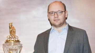 Президент «Локомотива» намерен раскрасить стадион в цвета клуба