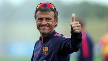 Луис Энрике: «Я не совершал тактических ошибок в Турине»