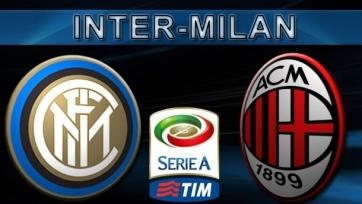 «Интер» – «Милан», прямая онлайн-трансляция. Стартовые составы команд