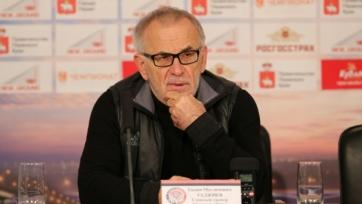 Гаджиев доволен ничьей в матче с «Уфой»