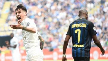 Романьоли забил первый гол за «Милан» в рамках Серии А