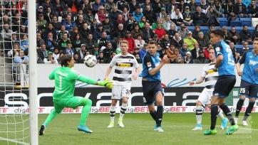 Победы «Хоффенхайма», «Вольфсбурга» и другие результаты матчей 29-го тура Бундеслиги