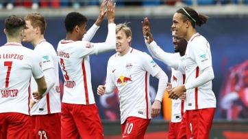 «РБ Лейпциг» обеспечил себе место в Лиге чемпионов