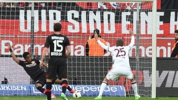 «Байер» и «Бавария» не выявили победителя