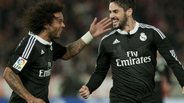 Марсело: «Иско рад своему успеху, но победа команды важнее»
