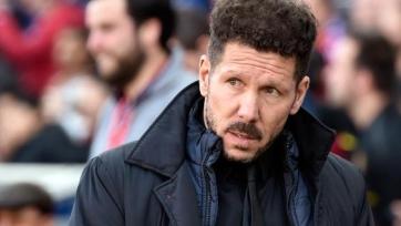 Симеоне: «Я не понимаю, почему «Атлетико» не может забить пенальти»