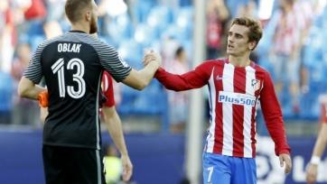 Metro: «Манчестер Юнайтед» может приобрести двух игроков «Атлетико»