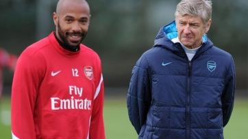 Анри считает, что «Арсенал» не может привлечь таких игроков, как Неймар