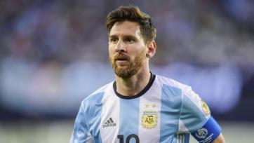 Месси не поедет в штаб-квартиру ФИФА на рассмотрение апелляции