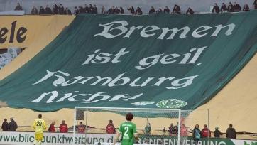 Фанаты «Вердера» атаковали автобус с игроками «Гамбурга»