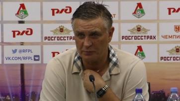 Петраков: «Судья должен был назначить пенальти в нашу пользу»