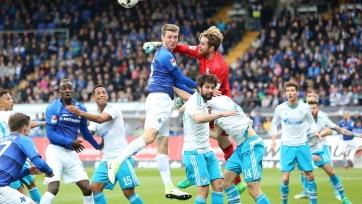 «Вердер» обыграл «Гамбург», «Шальке» потерял очки с «Дармштадтом»