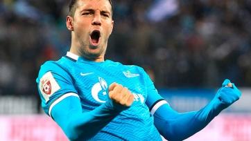 Артём Дзюба забивал «Спартаку» в каждом матче в составе «Зенита»