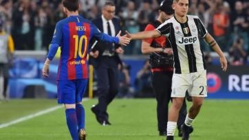 Дибала: «Я буду на 100% готов к матчу с «Барселоной»