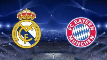 «Реал» - «Бавария», прямая онлайн-трансляция. Стартовые составы команд