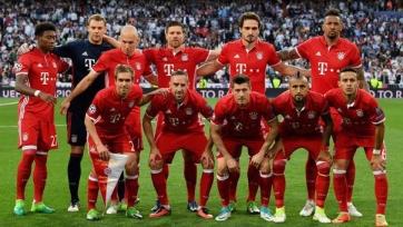 Стартовый состав «Баварии» - самый возрастной за всё время выступлений клуба в Лиге чемпионов
