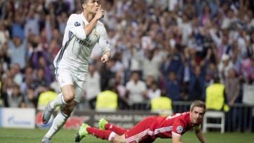 Мадридский «Реал» забил «Баварии» три мяча в дополнительное время и вырвал победу