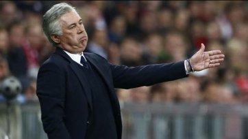 Анчелотти: «Нас наказал арбитр. Судьи отработали хуже, чем «Бавария»