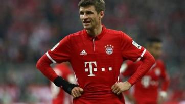 Мюллер: «Бавария» играла вдесятером против четырнадцати»
