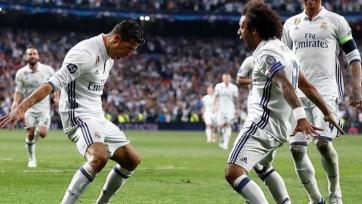 Криштиану Роналду вошёл в тройку самых возрастных игроков, делавших хет-трик в матче Лиги чемпионов