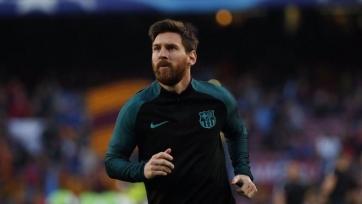 Лионель Месси сравнялся с Пуйолем по количеству матчей за «Барселону» в рамках ЛЧ