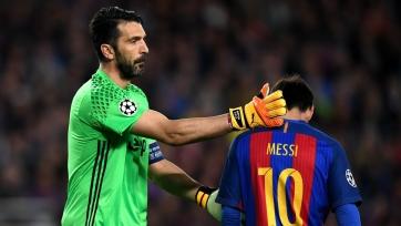 «Барселона» не смогла забить «Ювентусу» и вылетела из Лиги чемпионов