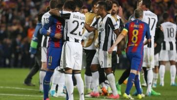 «Ювентус» стал всего лишь третьей командой, которая не пропустила ни гола от «Барселоны» в двух матчах плей-офф ЛЧ