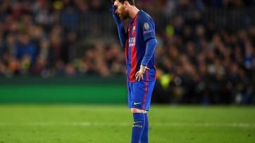 «Барселона» нанесла лишь один удар в створ ворот «Ювентуса», это худший показатель с 2009-го года на «Камп Ноу»