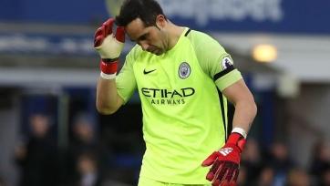 Браво не планирует уходить из «Манчестер Сити»