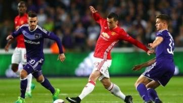 «Андерлехт» ещё никогда не выигрывал в Англии, проиграв пятнадцать матчей