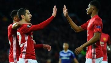 «Манчестер Юнайтед» вышел в полуфинал ЛЕ, но с большим трудом
