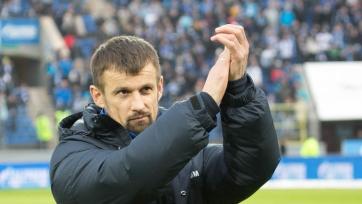 Семак: «Матч с ЦСКА для меня не принципиален»