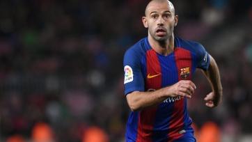 Маскерано не планирует уходить из «Барселоны»
