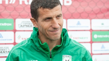 Грасия: «У нас были шансы забить, но команда не смогла реализовать их»