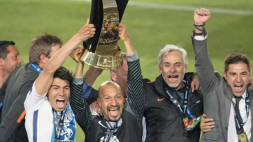 «Пачука» выиграла Лигу чемпионов КОНКАКАФ