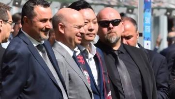 «Милан» готов потратить на хорошего центрального нападающего 60 миллионов евро